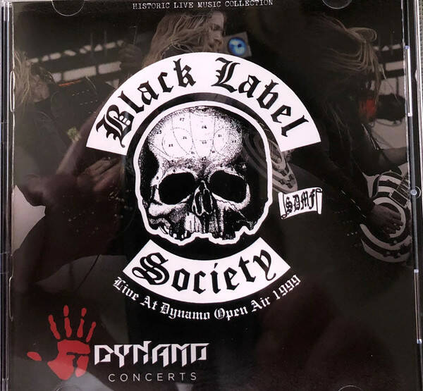 Black Label Society – Live At Dynamo Open Air 1999