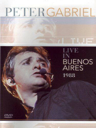 Peter Gabriel – Live In Buenos Aires 1988