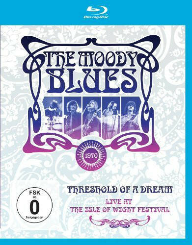 The Moody Blues – Live At The Isle Of Wight Festival Threshold Of A Dream