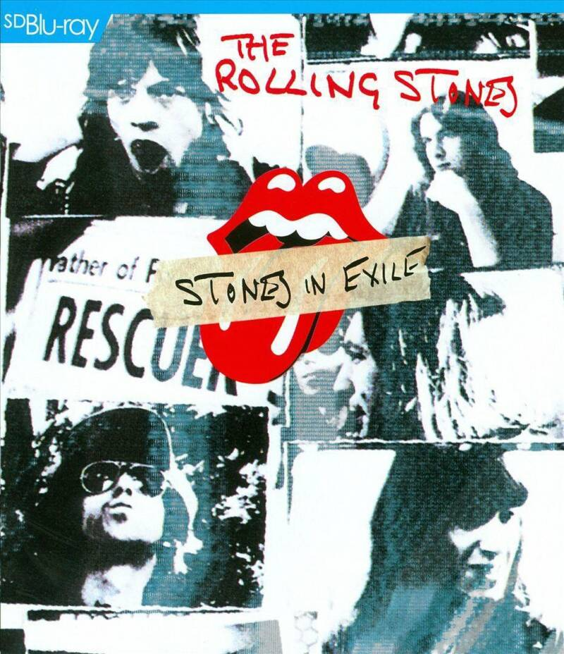 The Rolling Stones – Stones In Exile