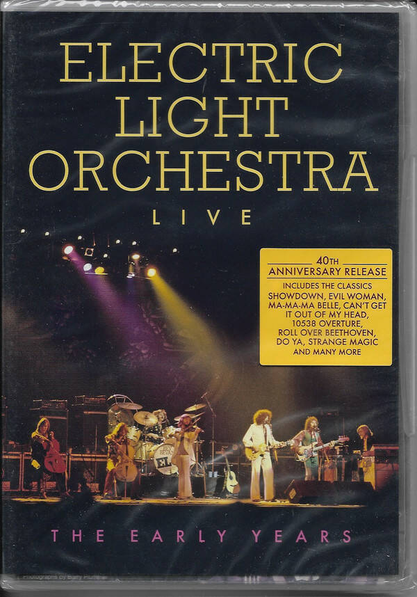 Electric Light Orchestra – Live (The Early Years)