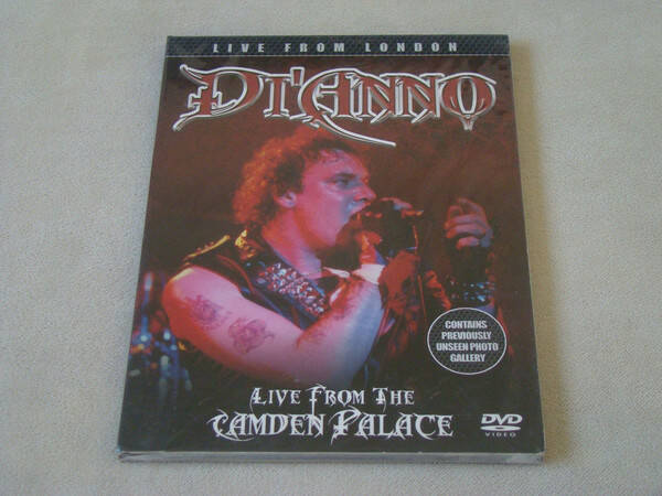 Dianno (Iron Maiden)  Live From The Camden Palace