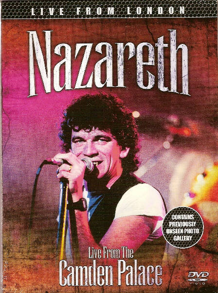 Nazareth  – Live From The Camden Palace