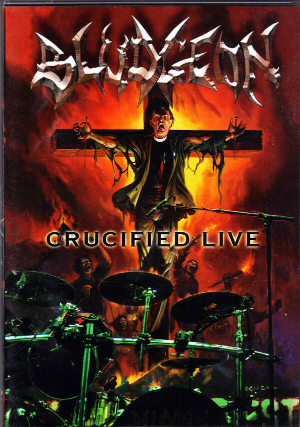 Bludgeon – Crucified Live  dvd+cd