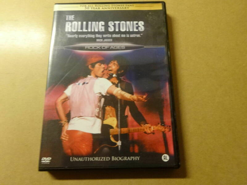 The Rolling Stones – Rock Of Ages