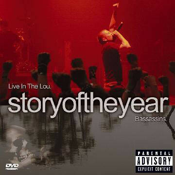 Story Of The Year – Live In The Lou / Bassassins  cd+dvd