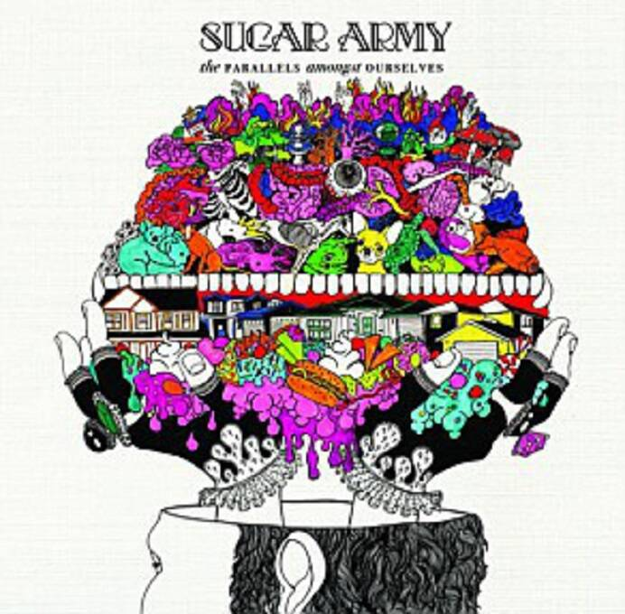 Sugar Army – The Parallels Amongst Ourselves  Aussie press