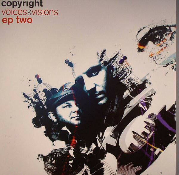 Copyright - Voices & Visions EP Two