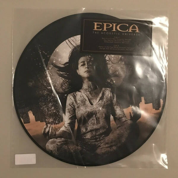 """Epica (2) - The Acoustic Universe (12"""", EP, Pic)"""