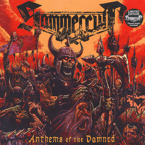 Hammercult – Anthems Of The Damned