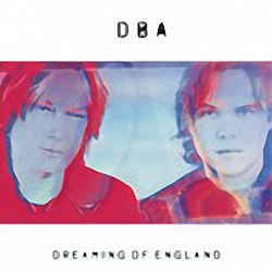 """DBA* – Dreaming Of England 12"""" blue vinyl numbered RSD"""