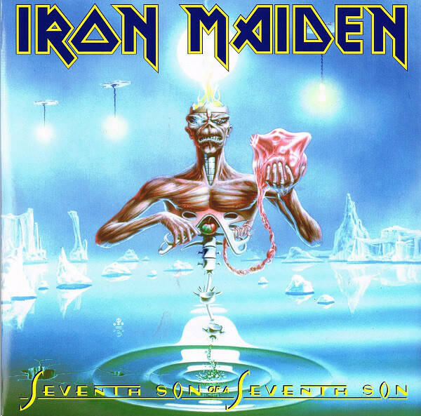 Iron Maiden – Seventh Son Of A Seventh Son reissue