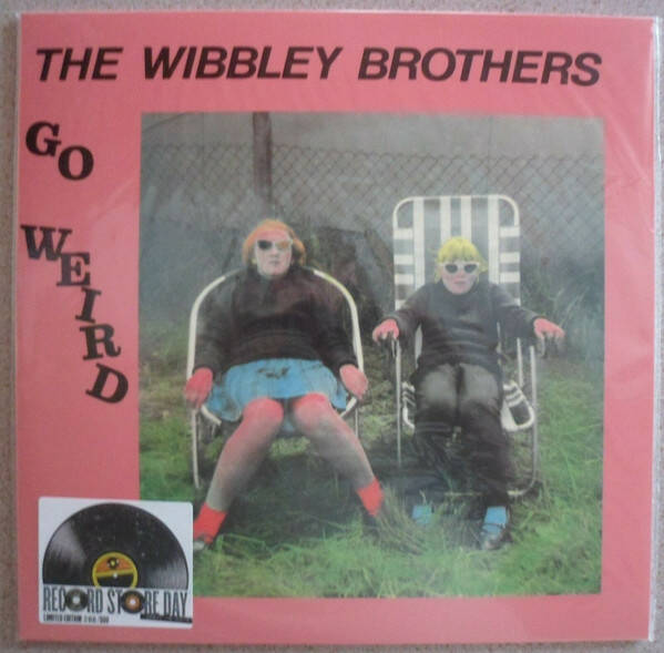The Wibbley Brothers – Go Weird