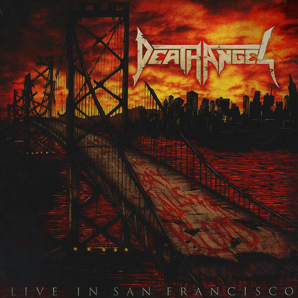 Death Angel (2) – The Bay Calls For Blood (Live In San Francisco)