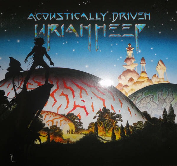 Uriah Heep – Acoustically Driven
