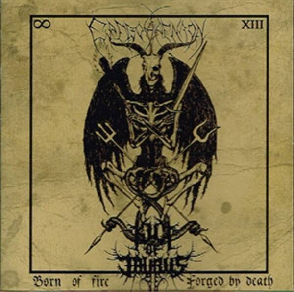 Erevos Aenaon / Kult Of Taurus – Born Of Fire, Forged By Death