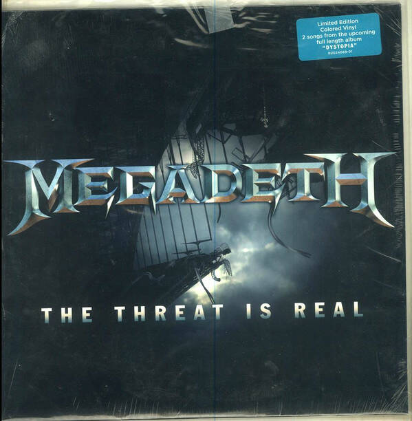 Megadeth – The Threat Is Real