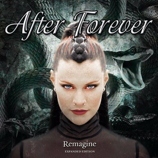 After Forever – Remagine, Reissue, Remastered, Expanded Edition, Green Transparent