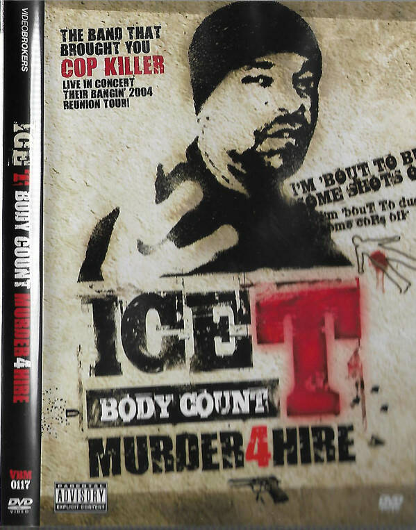 Ice T Body Count  – Murder 4 Hire