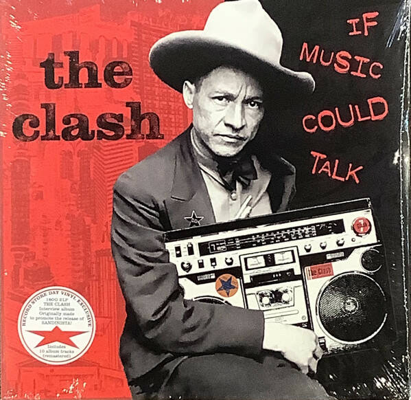 The Clash – If Music Could Talk  2Lp RSD