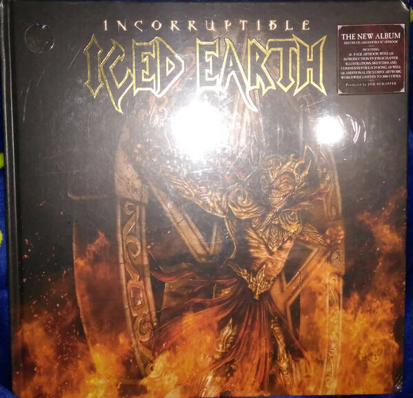 Iced Earth – Incorruptible 2Lp+Cd