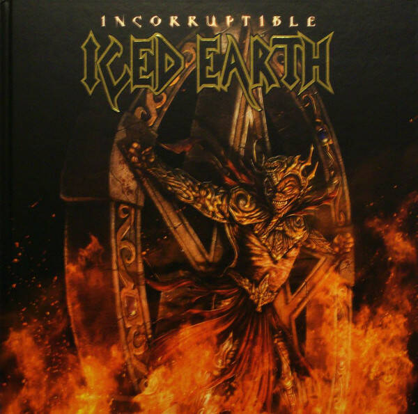Iced Earth – Incorruptible 2Lp+Cd Red