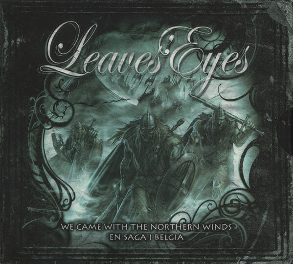 Leaves' Eyes – We Came With The Northern Winds - En Saga I Belgia