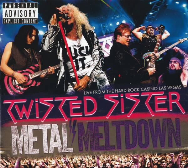 Twisted Sister ( Mike Portnoy ) Live From The Hard Rock Casino Las Vegas