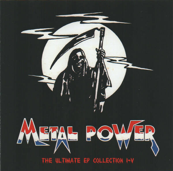 Metal Power (The Ultimate EP Collection I-V) 2cd