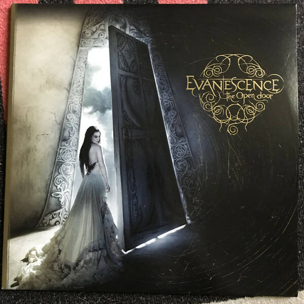 Evanescence – The Open Door  RSD Limited Edition, Reissue, Grey