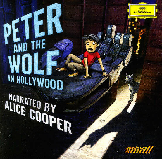 Alice Cooper , Alexander Shelley – Peter and The Wolf In Hollywood