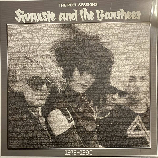 Siouxsie And The Banshees – The Peel Sessions