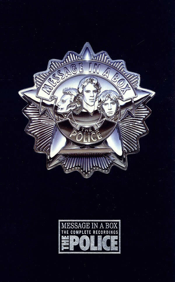 The Police – Message In A Box (The Complete Recordings) 4 Disk