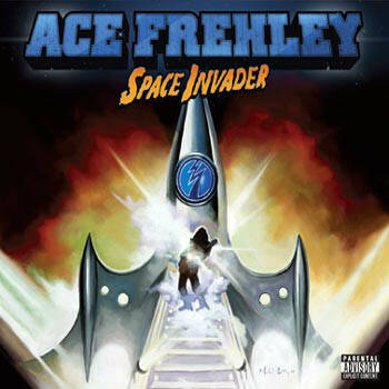 Ace Frehley – Space Invader  USA press