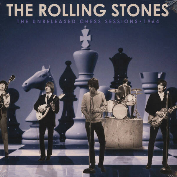 The Rolling Stones – The Unreleased Chess Sessions 1964