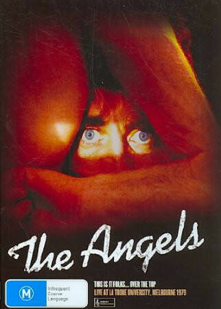 The Angels – This Is It Folks...Over the Top DVD+CD