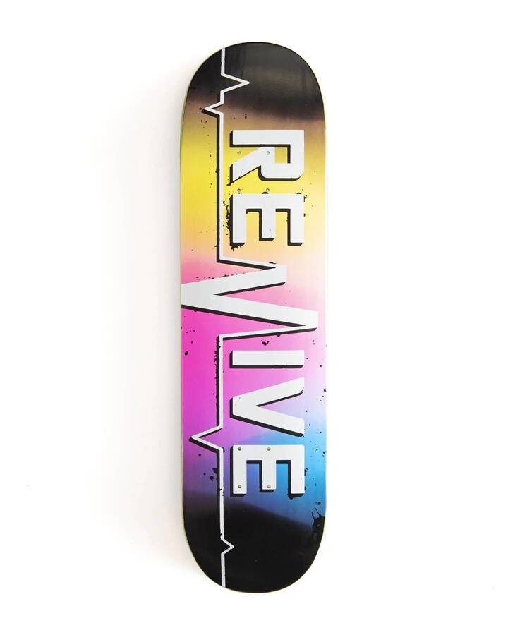ReVive Skateboard Deck Gradient Lifeline 8.25