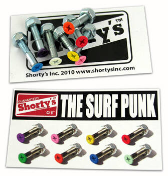 """SHORTY'S HARDWARE THE SURF PUNK PHILLIPS 1"""""""