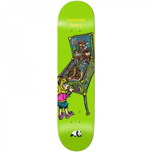 Enjoi Caswell Berry What's The Deal Impact Light Skateboard Deck 8.5