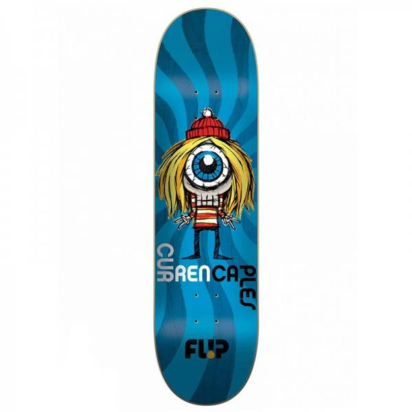 Flip ZC2 Caples Skateboard Deck 8.45