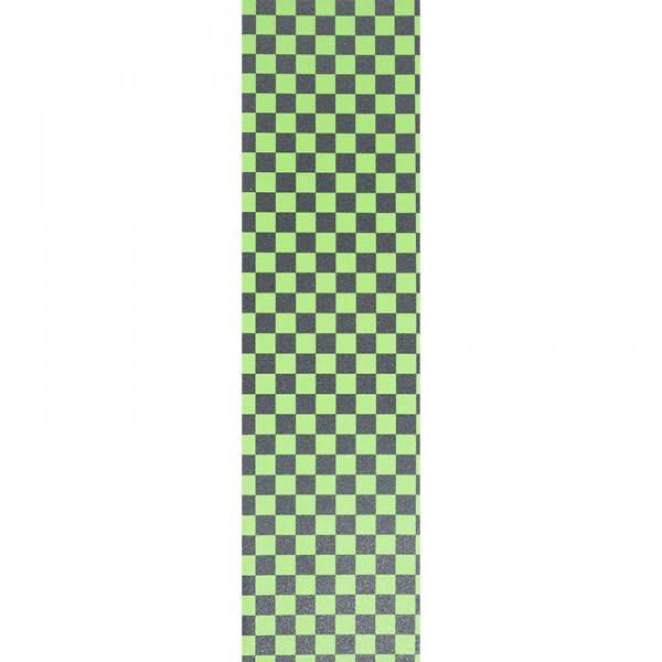 Skateseason Checker Griptape Sheet Black/Green 9.0