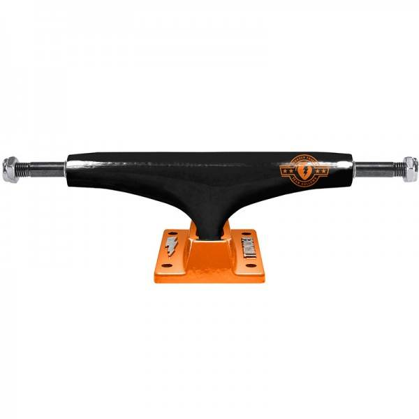 Thunder Color Theory Holow Light Truck Black/Trucker Orange 148.   Trucks worden verkocht per stuk!