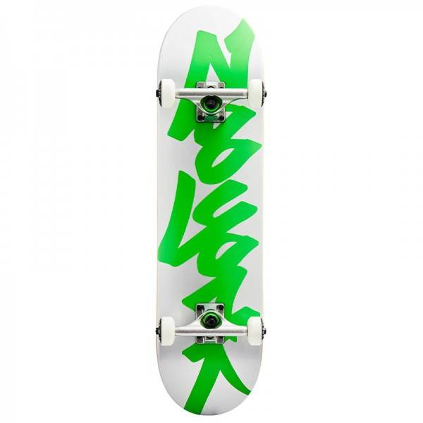 Zoo York Classic Tag Complete Skateboard Energy 8.0