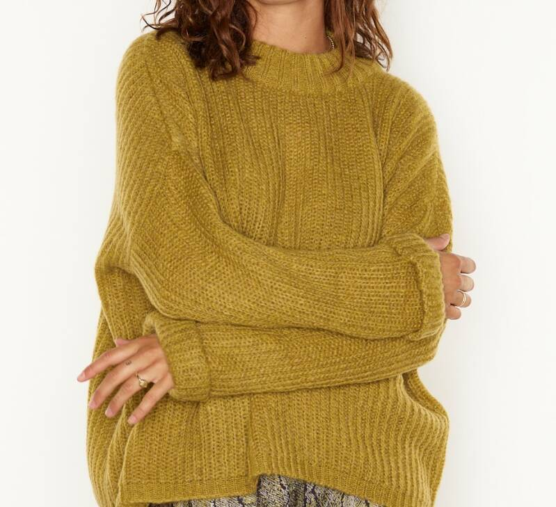 OUTL.Circle of Trust Mica pullover