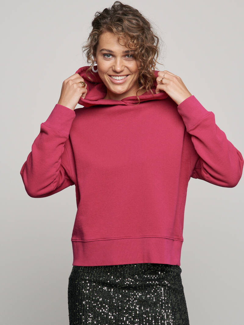 Catwalk Junkie Sweat Hanna fuchsia