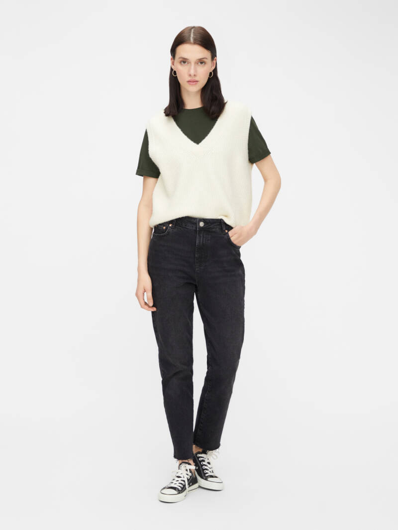 Pieces  Crella v-neck spencer