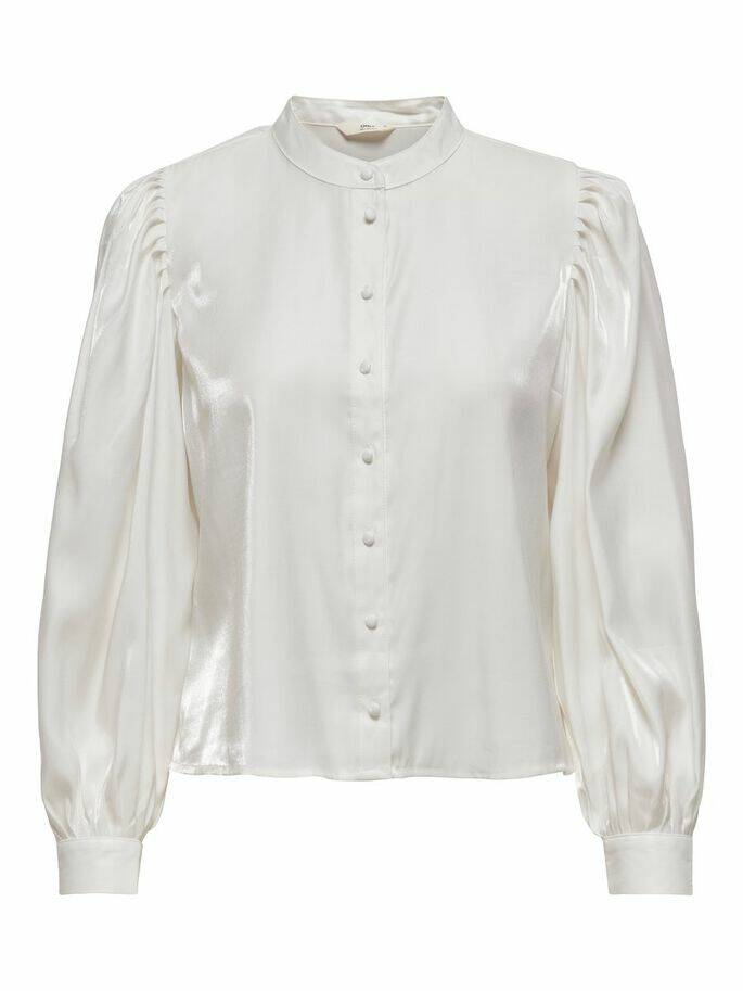 Only Abigale blouse white