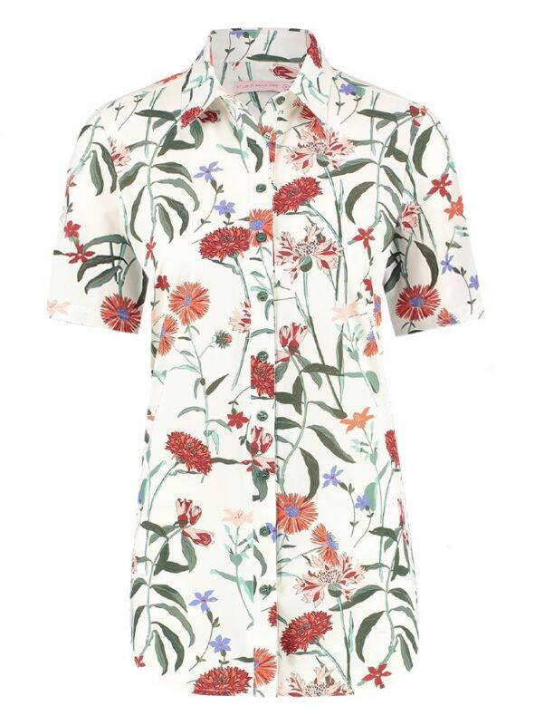 Studio Anneloes  Poppy flowers blouse
