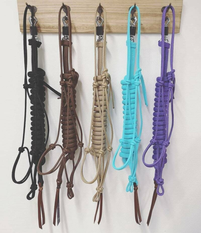 SPECIAL - Basic leadrope Ø 14mm. + basic touwhalster