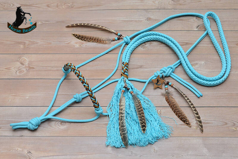 Mohawk touwhalster + neckrope